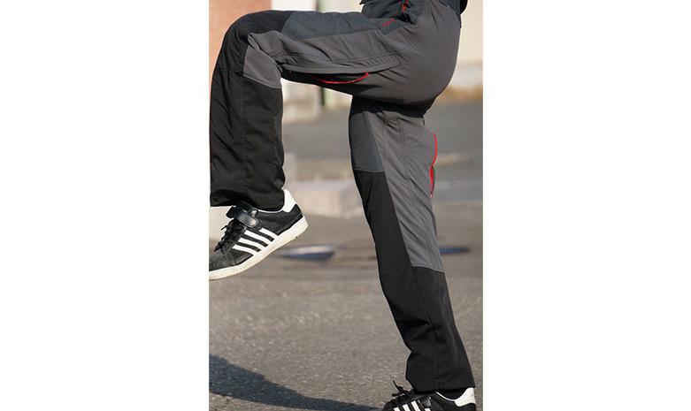 チェーンソー防護ズボン画像2