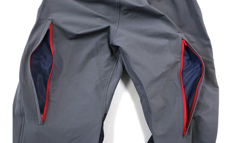 チェーンソー防護ズボン画像3