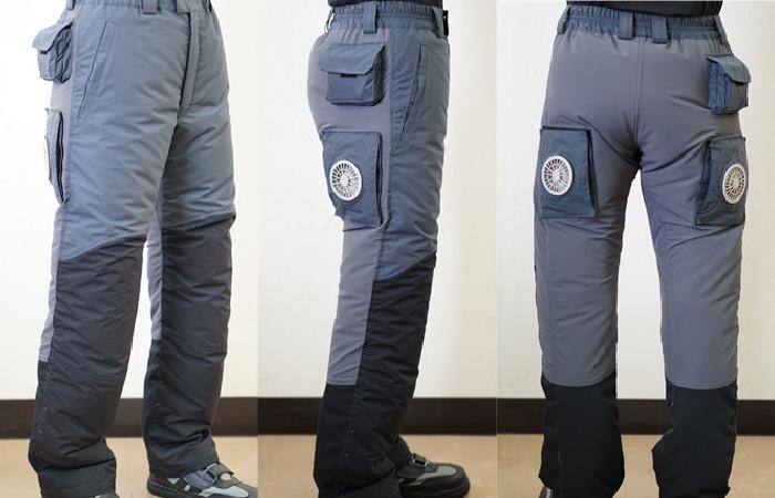 チェーンソー防護パンツ画像1