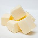 ヘルシーなのにコクと香り高い風味の無塩バター